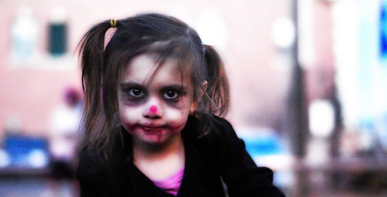 Creepy Kid
